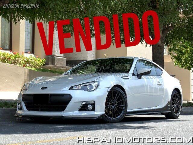 2015 SUBARU BRZ BLUE SERIES STI - Arequipa - Perú - auto importado por Hispanomotors